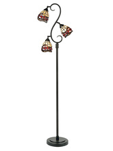 Dale Tiffany TF12408 - Floor/ Torchiere Lamps