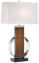 Minka-Lavery 10031-0 - 1 Light Table Lamp