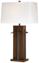 Minka-Lavery 10033-0 - 1 Light Table Lamp