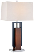 Minka-Lavery 10034-0 - 1 Light Table Lamp