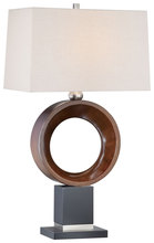 Minka-Lavery 10040-0 - 1 Light Table Lamp
