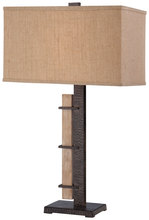 Minka-Lavery 13020-0 - 1 Light Table Lamp