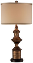 Minka-Lavery 13034-0 - 1 Light Table Lamp