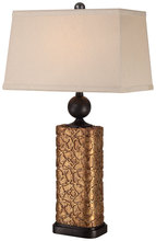 Minka-Lavery 13045-0 - 1 Light Table Lamp