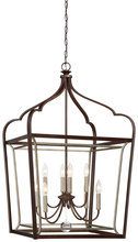 Minka-Lavery 4349-593 - 8 Light Foyer