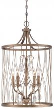 Minka-Lavery 4405-581 - 5 Light Pendant
