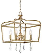 Minka-Lavery 4447-582 - 4 Light Foyer