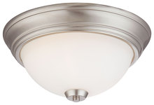 Minka-Lavery 4960-84 - 2 Light Flush Mount