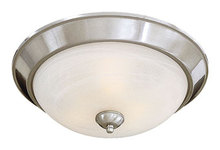 Minka-Lavery 893-84 - 3 Light Flush Mount