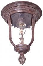 Minka-Lavery 8999-61A - Bronze Outdoor Flush Mount