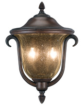 Kalco 9000BB - Santa Barbara Outdoor 2 Light Medium Porch Light