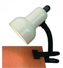 Lite Source Inc. LS-111IVY - #Gooseneck Clip On Lite, Ivy, 60W