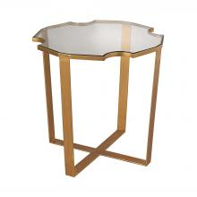 Dimond 1114-173 - Cutout Top Side Table