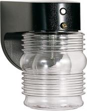 Nuvo SF77-856 - 1 Light Outdoor Mason Jar Wall
